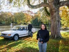 Even een Saab op de foto zetten in het park in Meppel? Dat mag niet. 'Te kinderachtig voor woorden'