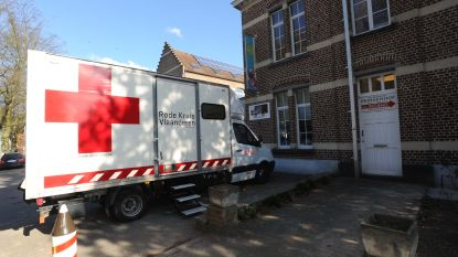 Belgische Rode Kruis maakt opnieuw deel uit van Consortium 12-12