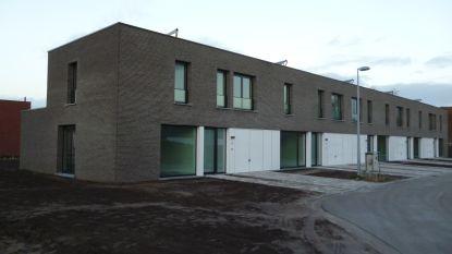 Tien nieuwe sociale woningen in Schoordam