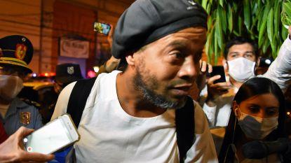 Huisarrest in luxehotel, met amper vijf euro op z'n rekening: de spectaculaire val van voetbalster Ronaldinho