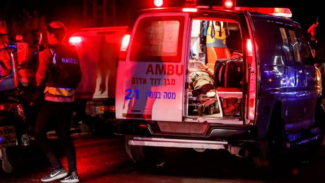 Minstens veertien gewonden nadat auto inrijdt op mensen in Jeruzalem
