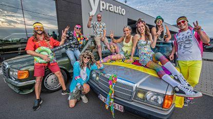 """Acht 'hippies' doorkruisen 12 landen in Budapest Rally: """"De reis is belangrijker dan de bestemming"""""""