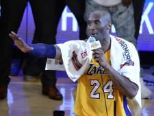 Une serviette de Kobe Bryant vendue pour 33.000 dollars