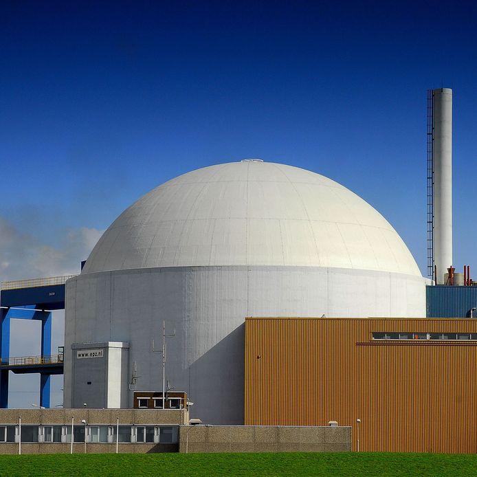 De kerncentrale in Borssele