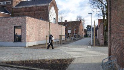 Nieuwe fietsdoorgang verbindt Heilig Hartlaan met Kazernestraat