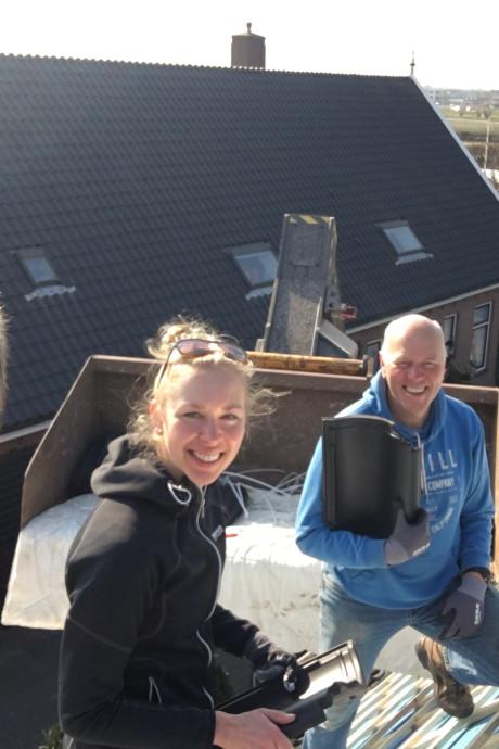 Fietsen, hardlopen én soms het dak op: topsporters trainen zelfstandig door om fit te blijven