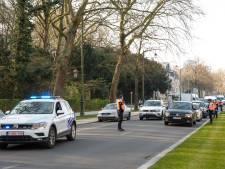 La police de Bruxelles-Nord a dépassé les 1.000 SAC liées aux mesures de confinement