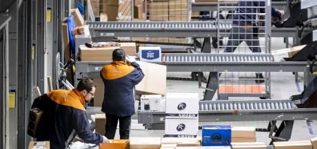 PostNL moet klanten en webwinkels teleurstellen door topdrukte na Black Friday