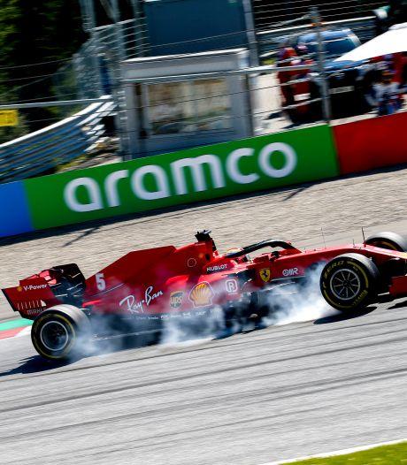 Ferrari gaat racewagens deze week al verbeteren