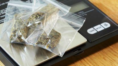 10 kilogram cannabis gevonden op boerderij