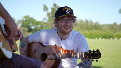 Zo schrijft Ed Sheeran dus een hitnummer