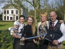 Familie Alferink geeft De Blanckenborgh in Haaksbergen make-over