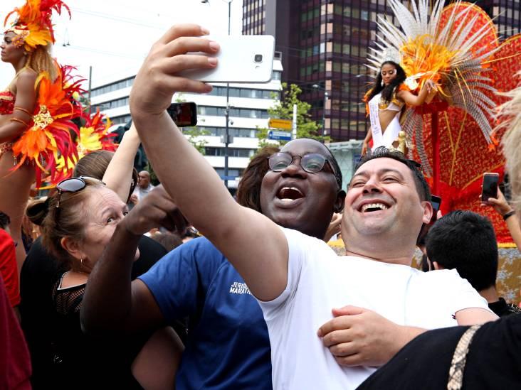 Geslaagde editie Zomercarnaval, verkoopverbod lachgas lijkt goed uit te pakken