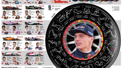 De troepenschouw van onze F1-watcher: Stoffel met McLaren 'best of the rest'? - Max nog dichter bij podium of zelfs winst