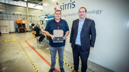 Sirris leidt Belgische bedrijven naar digitalisering