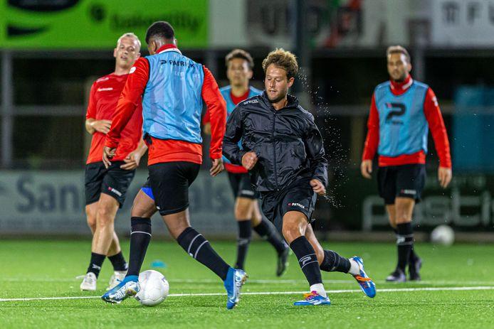 Ook bij OJC Rosmalen zijn alle teams weer begonnen met trainen.