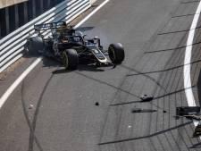 Nee, dit was niet de dag van Romain Grosjean