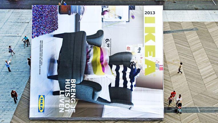 Ikeas Catalogus Het Enige Boek Dat De Bijbel Verslaat Trouw
