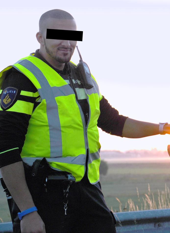 Amine A., de verdachte agent uit Moordrecht.