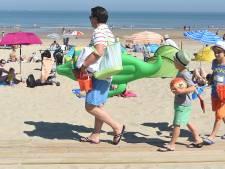 Reddingsbrigade waarschuwt voor koud zeewater: Pas op voor onderkoeling