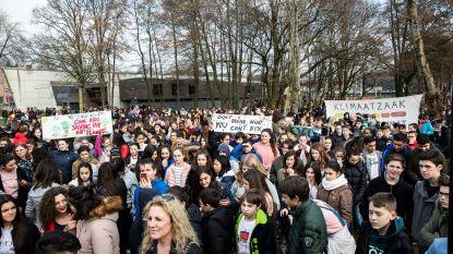 Lagere scholen Zutendaal houden een klimaatcongres op kindermaat