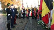 Herdenking aan 30-jarig monument van George Parramore