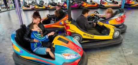 Bossche prikkelarme kermis zonder toeters en bellen: 'Zelfs de botsauto's rijden langzamer'