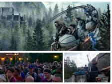 Des fans attendent plus de dix heures pour tester une nouvelle attraction Harry Potter
