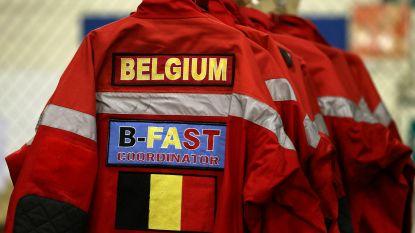 B-Fastteam vertrekt vanavond naar Libanon om hulp te bieden in Beiroet