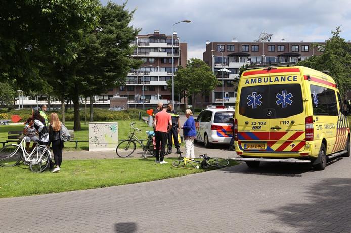 Ongeval op Echternachlaan