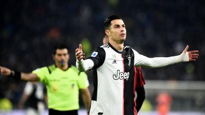 """Juventus-coach Sarri laat Cristiano Ronaldo uit selectie: """"Soms moet een speler wat afkoelen"""""""