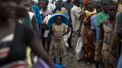 Twee mensen sterven in Oeganda na eten voedsel Wereldvoedselprogramma