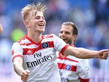 Van Drongelen geniet na van sterk debuut bij HSV