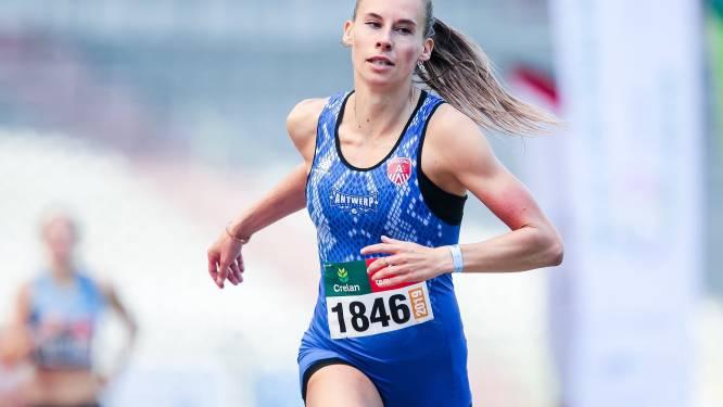 """Renée Eykens richt vizier op 2021: """"Olympische ranking vasthouden of verbeteren"""""""