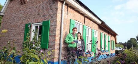 Jong Rouveens echtpaar verbouwt oude bakkerij met gevoel voor het verleden en wint monumentenprijs