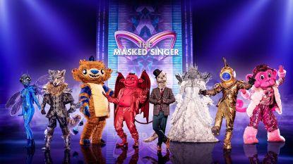 Dit zijn de masked singers volgens onze lezers, ben jij overtuigd?