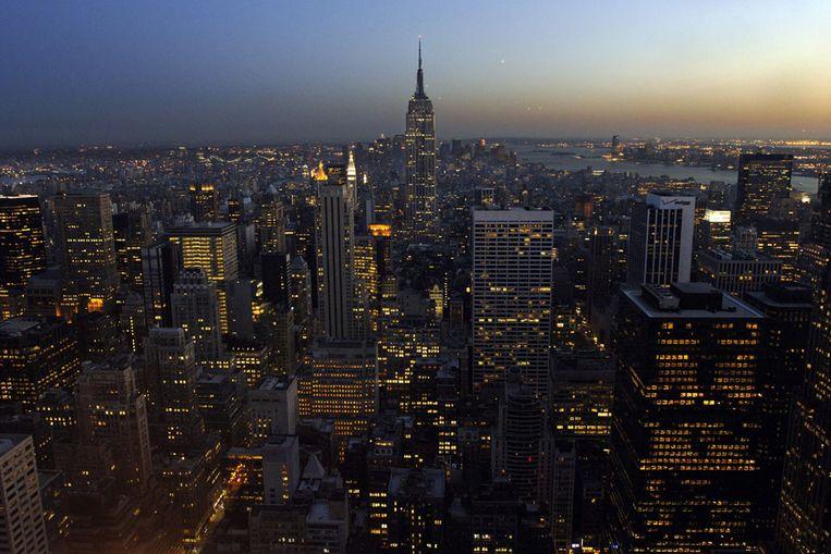 New York (AFP) Beeld