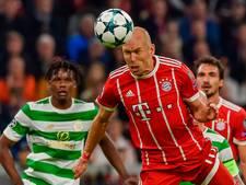 Robben tevreden na 100ste optreden: 'We zijn op de goede weg'