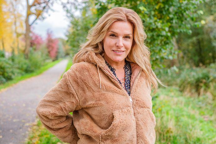 Lucille Werner, nummer 10 op de lijst van het CDA.