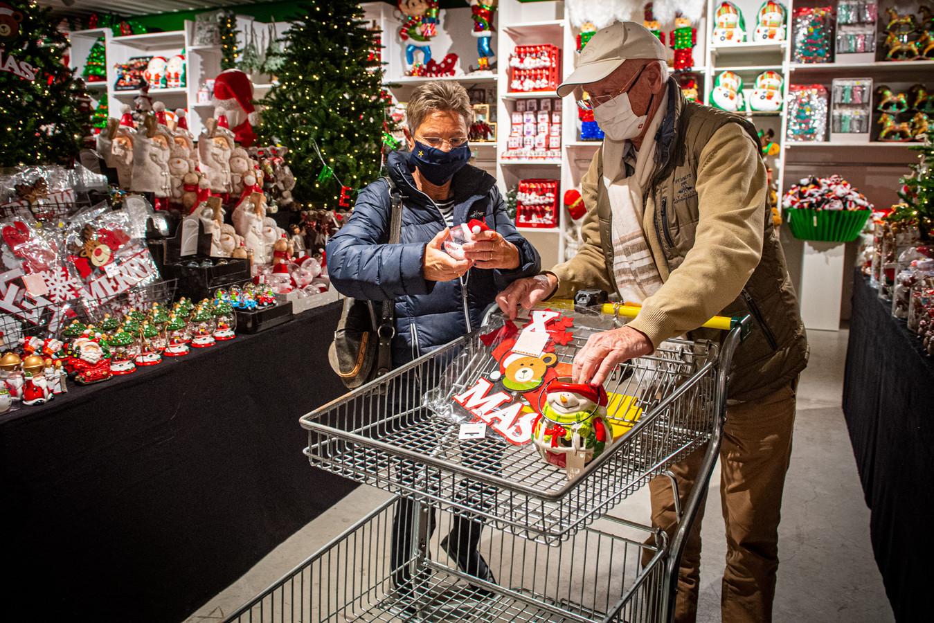 Voor veel bezoekers van de Kerstshow in Eurofleur is kerst een hobby.