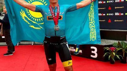 Alexandre Vinokourov kwalificeert zich voor Ironman Hawaï