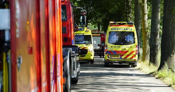 Man uit Heeten overleden na zwaar ongeluk in Lettele: 'Heel tragisch'.