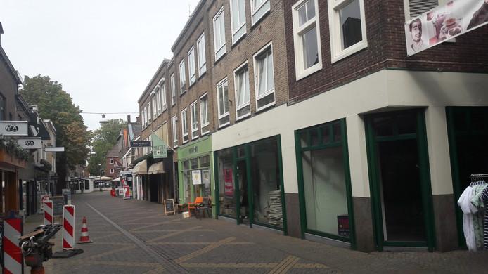 Het voormalige pand van Ziengs wordt dit najaar betrokken door het Graafschap College.