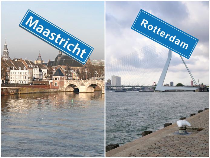 Maastricht of Rotterdam?