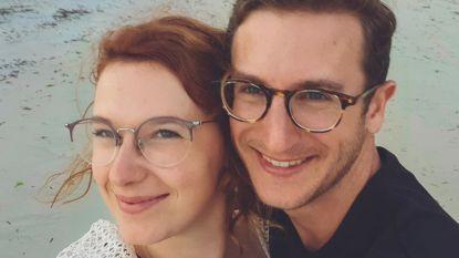 """Winnie en Jonah uit 'Blind Getrouwd' zijn volop aan het verbouwen: """"Geen vakantie, wél samen badkamer gaan kiezen"""""""