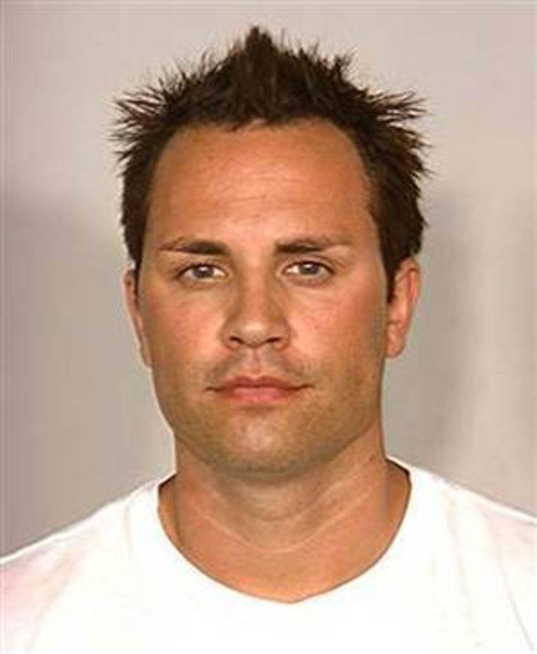 Ryan Jenkins: had al waslijst veroordelingen voor aanranding.