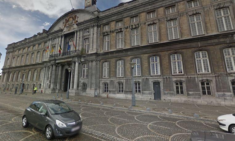 Het Luikse hof van beroep.