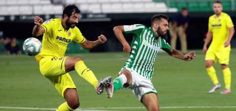 Villarreal zit na opmars Sevilla op de huid