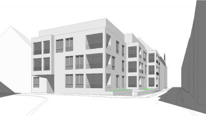 15 appartementen en ondergrondse parkeergarage start van modernisering Marktplein