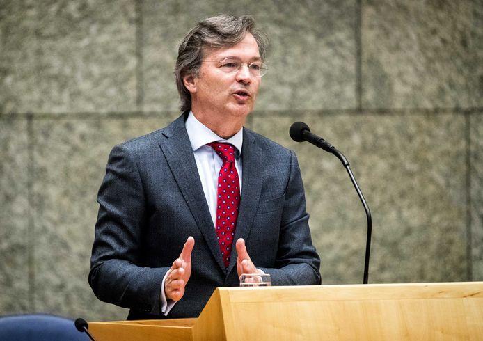 Arno Visser, president van de Algemene Rekenkamer